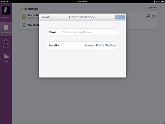 iOS-new-notebook