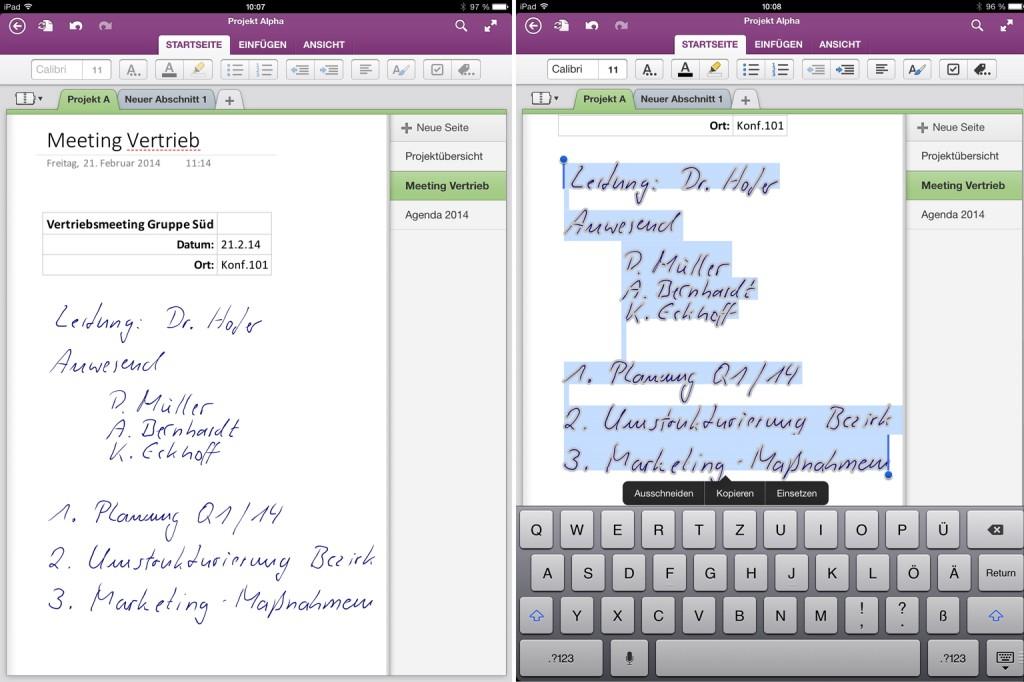 iOS_Handschrift_umwandeln_1
