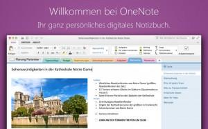 Endlich! OneNote für den Mac ist da und noch dazu kostenlos! (Bild: Apple)
