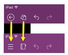 Auf den ersten Blick haben sich nur die beiden oberen linken Symbole geändert.
