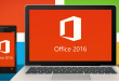 Office 2016-Auf